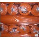 Meia Malha 30/1 - Cor Orange 202 - Lote 9003 D